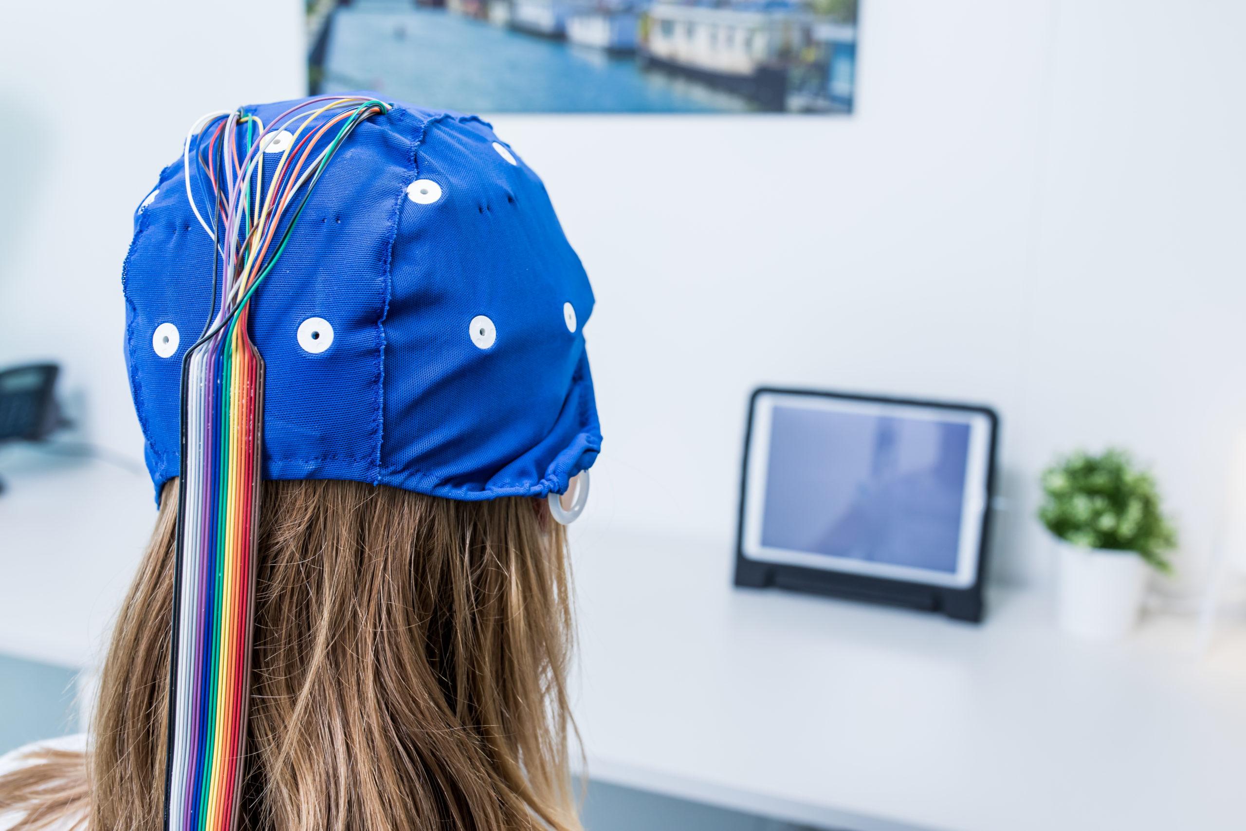 Neurofeedback cap - hersenmeting - Brainmed